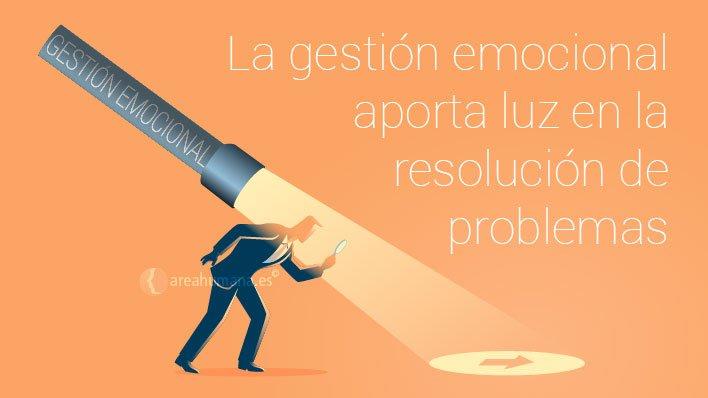 Gestión emocional en la resolución de problemas