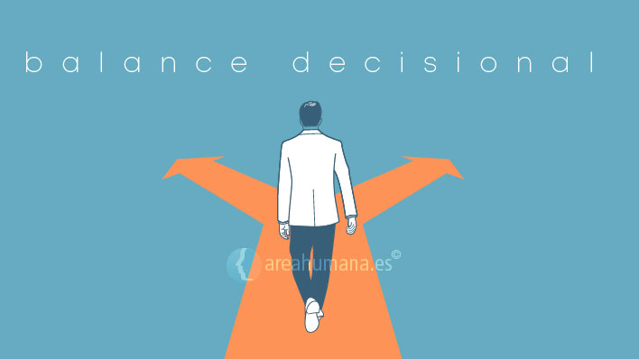 balance decisional para alcanzar tus metas