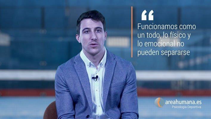 Entrevista a Psicólogo del Deporte
