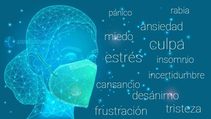 Otras emociones y estrés en el personal sanitario