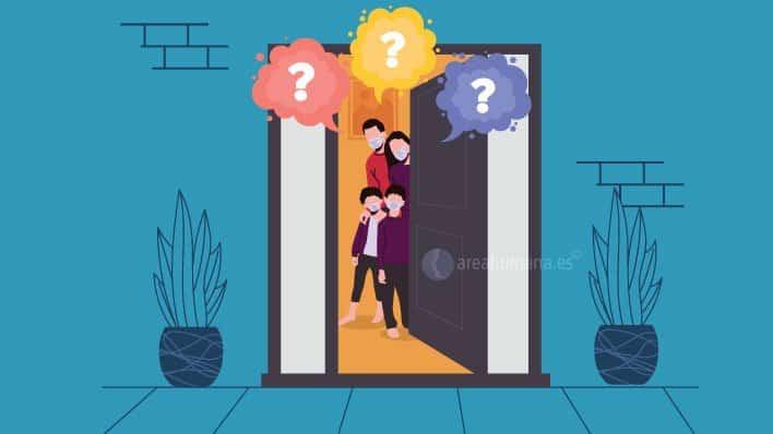 Preguntas que se están haciendo muchas madres y padres + 10 consejos psicológicos