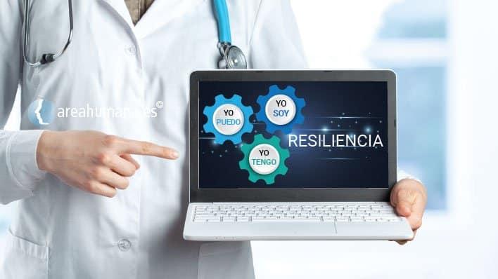 Resiliencia en el personal sanitario