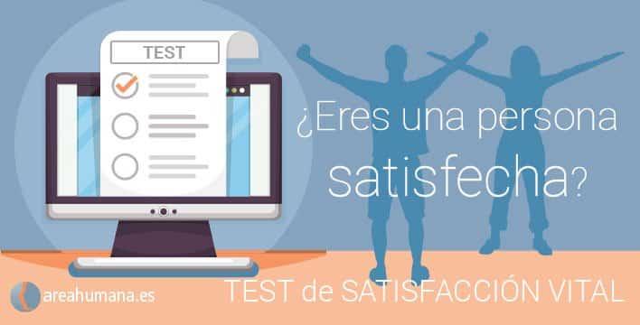 Quiz o test de satisfacción vital