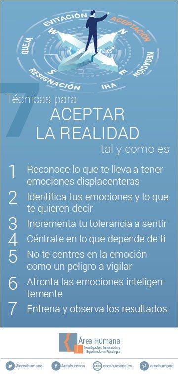 7 técnicas para aceptar la realidad tal y como es