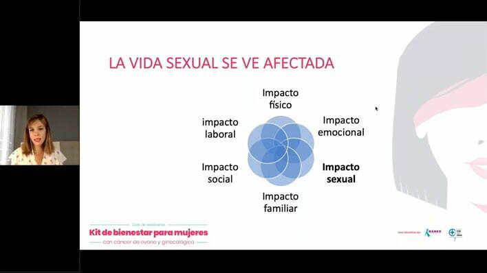 Cómo se ve afectada la vida sexual en el proceso oncológico
