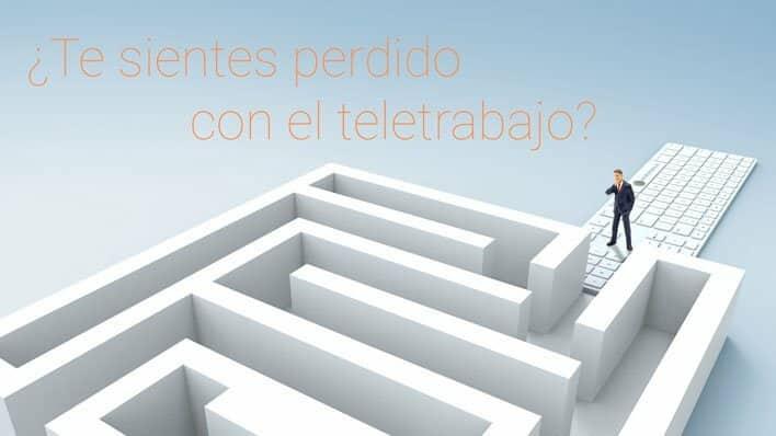Teletrabajo y Tecnoestrés