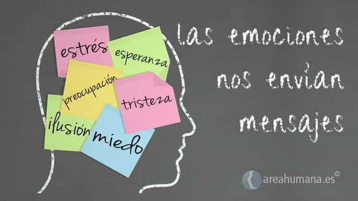 Termómetro emocional: mensajes de las emociones