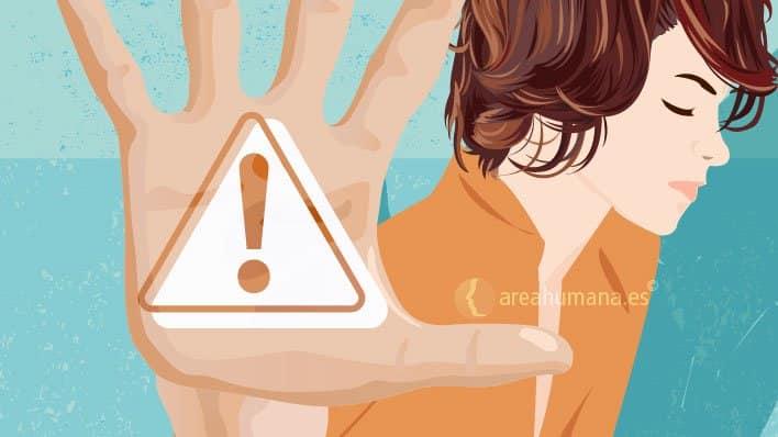 12 señales de alerta de violencia de género