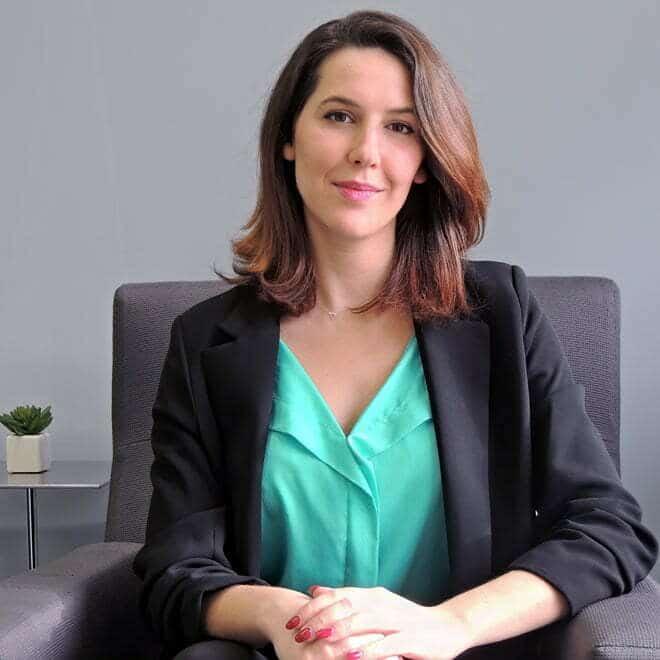 Psicóloga Madrid Esther Jiménez