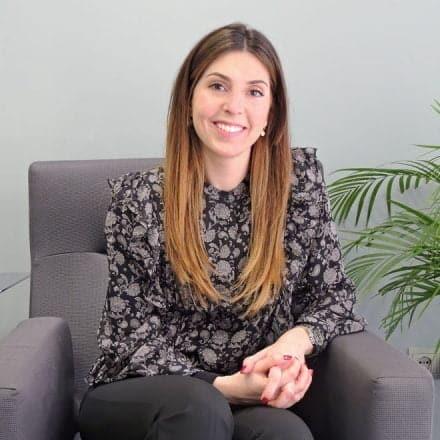 Psicóloga Madrid Lucía Cortés