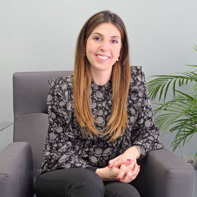 Psicólogas Madrid Lucía Cortés