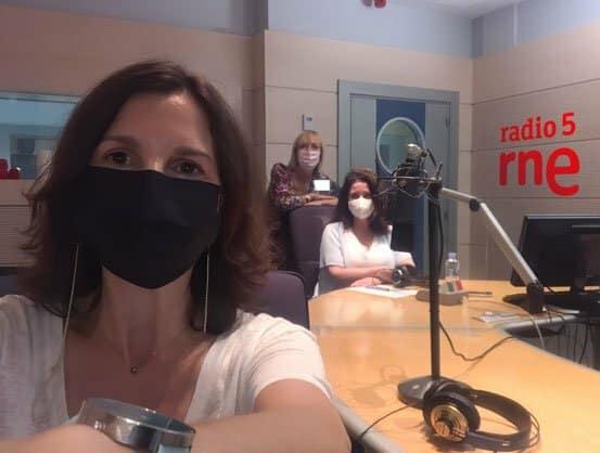 Julia Vidal sobre Ansiedad y Pandemia en De Vuelta de Radio 5